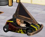 Krazy Kart Racing - Pyramid Head.png