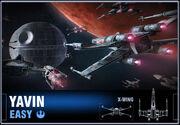 Star Wars - Battle Pod Yavin