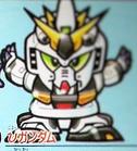 SD Battle Oozumou - Nu Gundam
