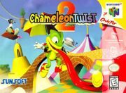 Camaleon Twist 2 - Portada.jpg