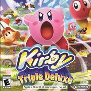 Kirby Triple Deluxe portada USA.jpg