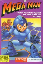 Mega Man (DOS) - Portada.jpg