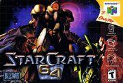 StarCraft 64 - Portada.jpg