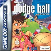 Super Dodge Ball Advance - Portada.jpg
