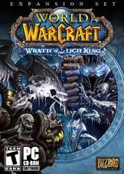 World of Warcraft- Wrath of the Lich King - Carátula.jpg