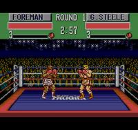 James Buster Douglas Knockout Boxing - captura 1