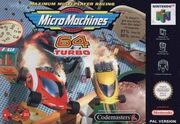 Micro Machines 64 Turbo - Portada.jpg
