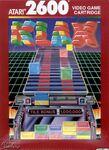 Klax Atari 2600 portada