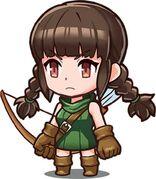 Puzzque - Ceria - Hunter Girl
