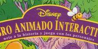 Disney Libro Animado Interactivo (saga)