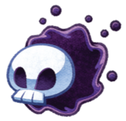 Kirby Mass Attack Tropa Calavera