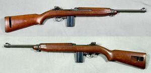 M1 Carbine Mk I - USA - Armémuseum