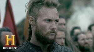 Vikings Season 4 Returns Comic Con Teaser History