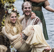 Helga Floki Wedding