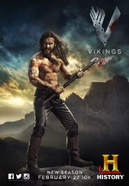 Vikings S02P04, Rollo