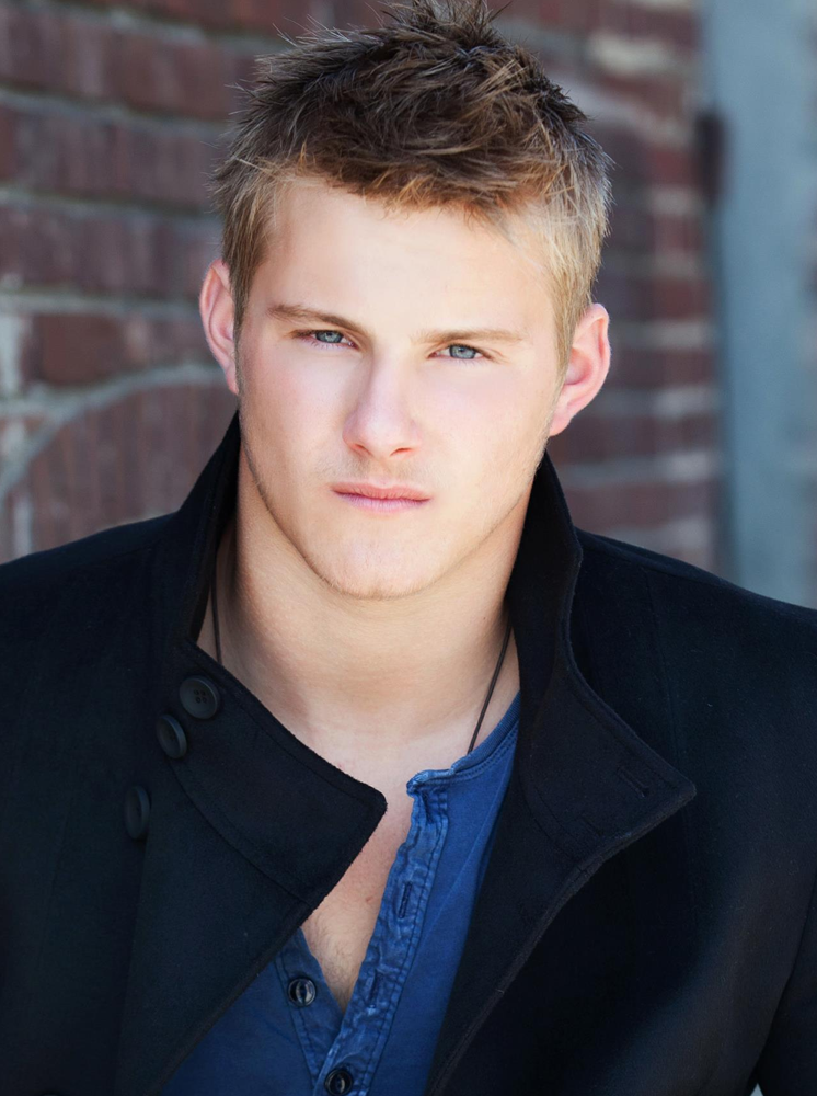Alexander Ludwig earned a  million dollar salary - leaving the net worth at 3 million in 2017