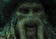 Davy Jones evil grin