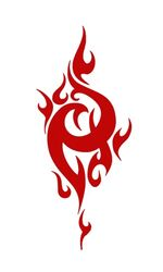 The Red Clan Insignia