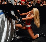 Krissy Attacking Torrie