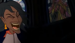 Nahuala evil laugh