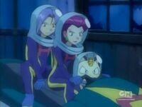 Team Rocket Came to Steal
