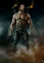 Ultimate Spider Slayer -David Szabo