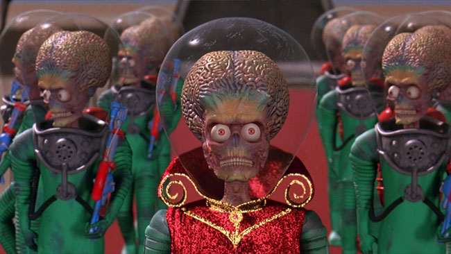 Image result for mars attacks