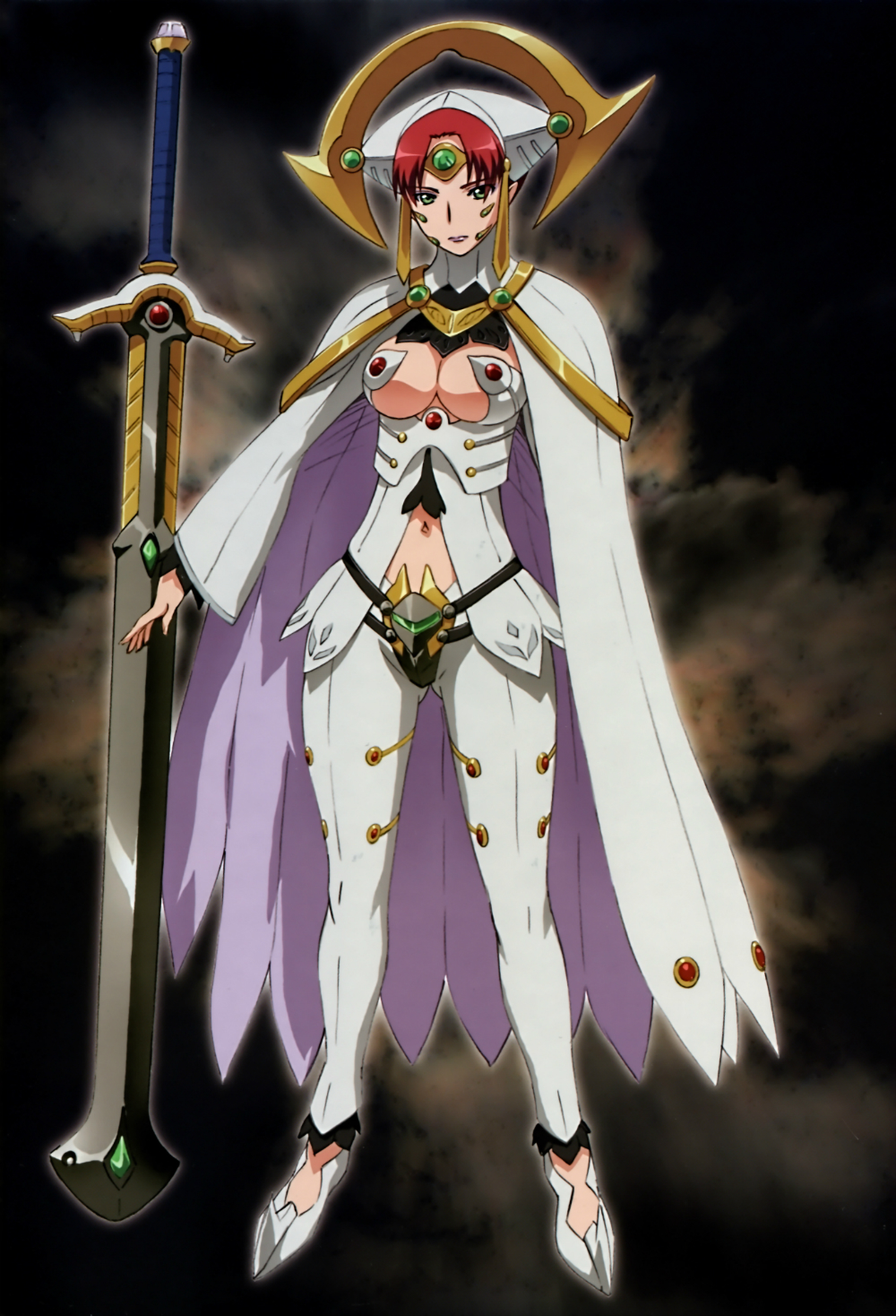 queens blade risty
