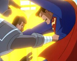 Superman vs. Edward Lytener