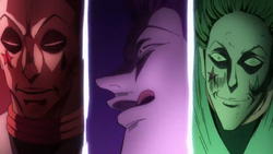 Looks of Hisoka