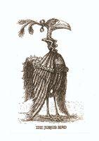 Strange Jubjub Bird