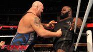 Big Show vs Mark Henry