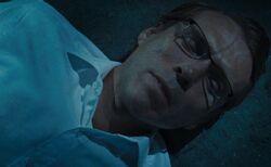 Unconscious Ronald Perkins