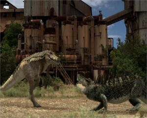 Dinocroc vs Supergator2