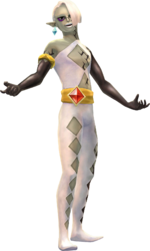 Ghirahim 2nd Form