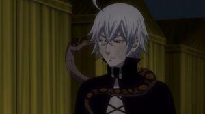 Snake kuroshitsuji black butler villains wiki fandom powered by