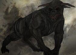 Gozerian Terror Dog