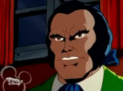 Sebastian Shaw animated