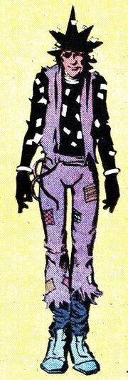 Tar Baby (Earth-616) from Official Handbook of the Marvel Universe Vol 2 9 02