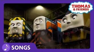 Day of the Diesels Song - Thomas & Friends