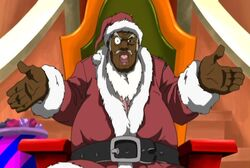Santa Ruckus
