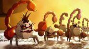 Scorpion Eggs army