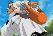 Yammy Hits Orihime