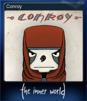 The Inner World Card 2 Conroy