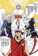 Former Crimson King and Taishirou