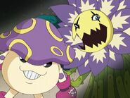 Blossomon & Mushroomon