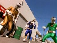 Attack of the Shadow Rangers