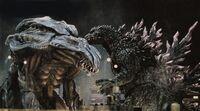G2K - Godzilla vs Orga