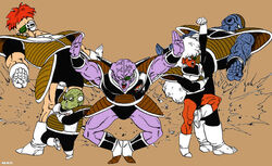 Ginyu force by wafia