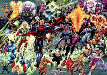Legion of Super-Villains 01
